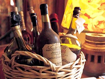 Напитки народов мира: Кальвадос