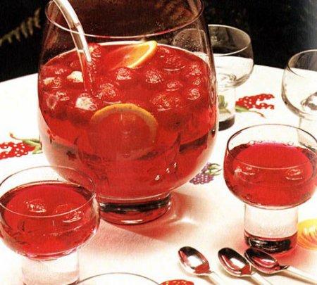 Напитки народов мира: крюшоны