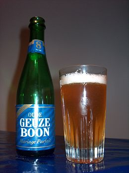 Сорт пива: Geuze
