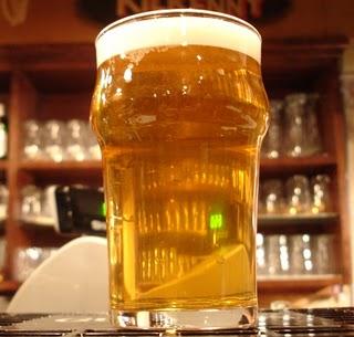 Golden Ale (Бельгийский золотистый эль)