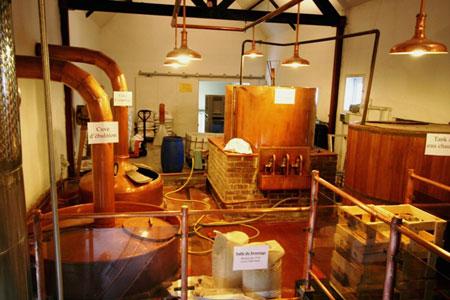Бельгийские пивоварни