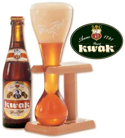 Как наливать Бельгийское пиво