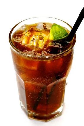 «Кубинский» коктейль