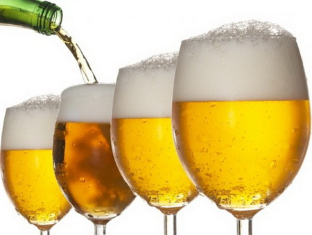 Правильная температура пива