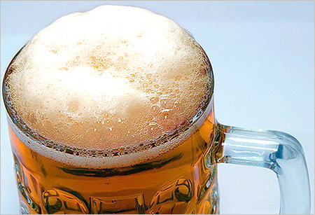 Сохранение пива