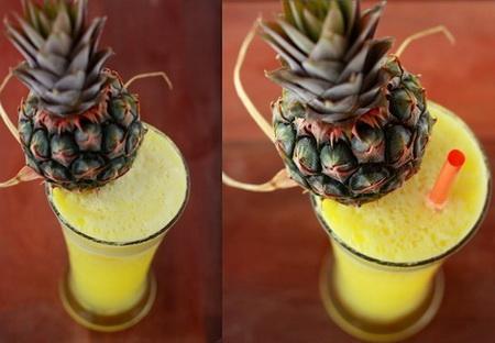 Коктейль Имбирный ананас