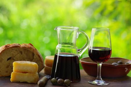 Закуска к вину