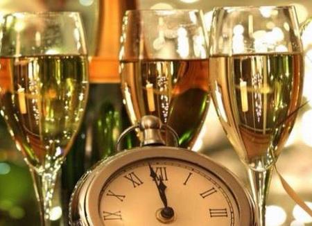 Что пить на Новый год 2019