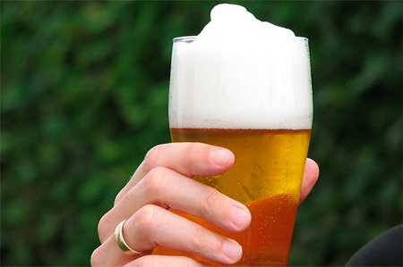 Пиво как обезболивающее
