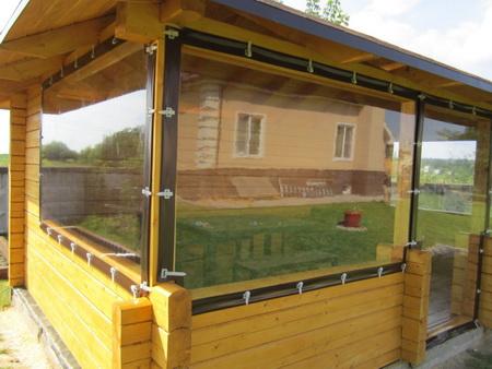Мягкие окна из ПВХ