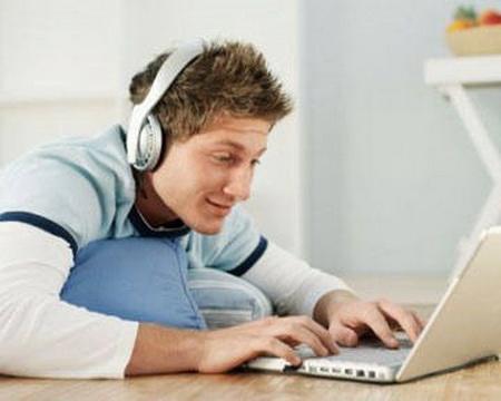 Онлайн музыка