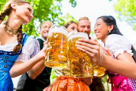 Немецкие пивные традиции